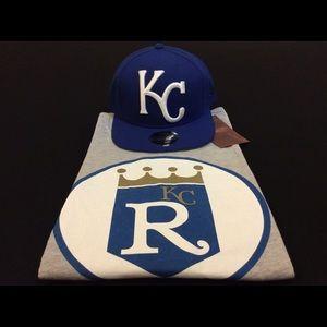 *NEW* 3pc. Mitchell & Ness / New Era - KC Royals